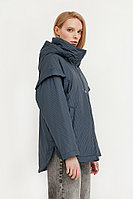 Куртка женская Finn Flare, цвет темно-синий, размер M