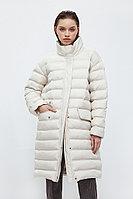 Пальто женское Finn Flare, цвет молочный, размер L