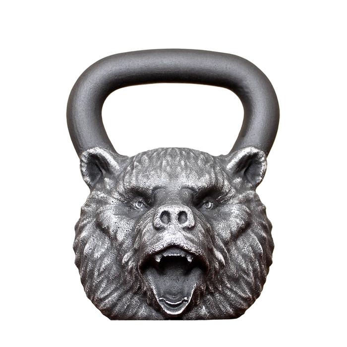 Гиря «Медведь» 32 кг
