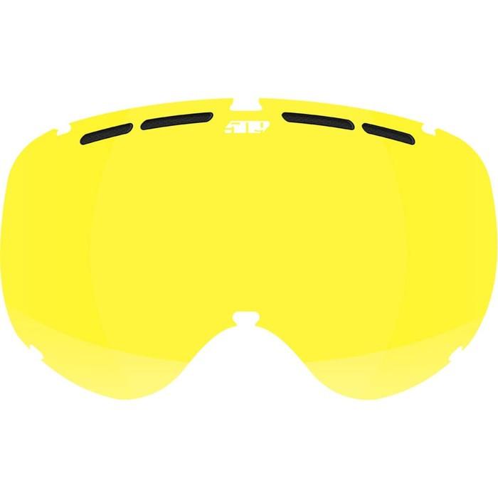 Линза 509 Ripper, дети, желтый