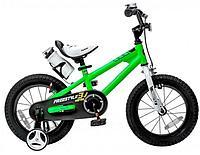 """ROYAL BABY Велосипед двухколесный FREESTYLE 16"""" Зеленый GREEN"""