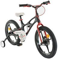 "ROYAL BABY Велосипед двухколесный SPACE SHUTTLE 18"" Черный BLACK"