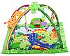 PITUSO Развивающий коврик ДЖУНГЛИ, 77*83*50 см