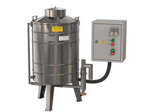 Аквадистилляторы АЭ, АДЭ, ДЭ, производительностью от 2 до 210 л/час