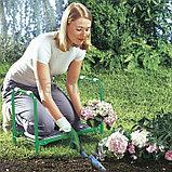 Складная садовая скамейка перевертыш Nika., фото 2