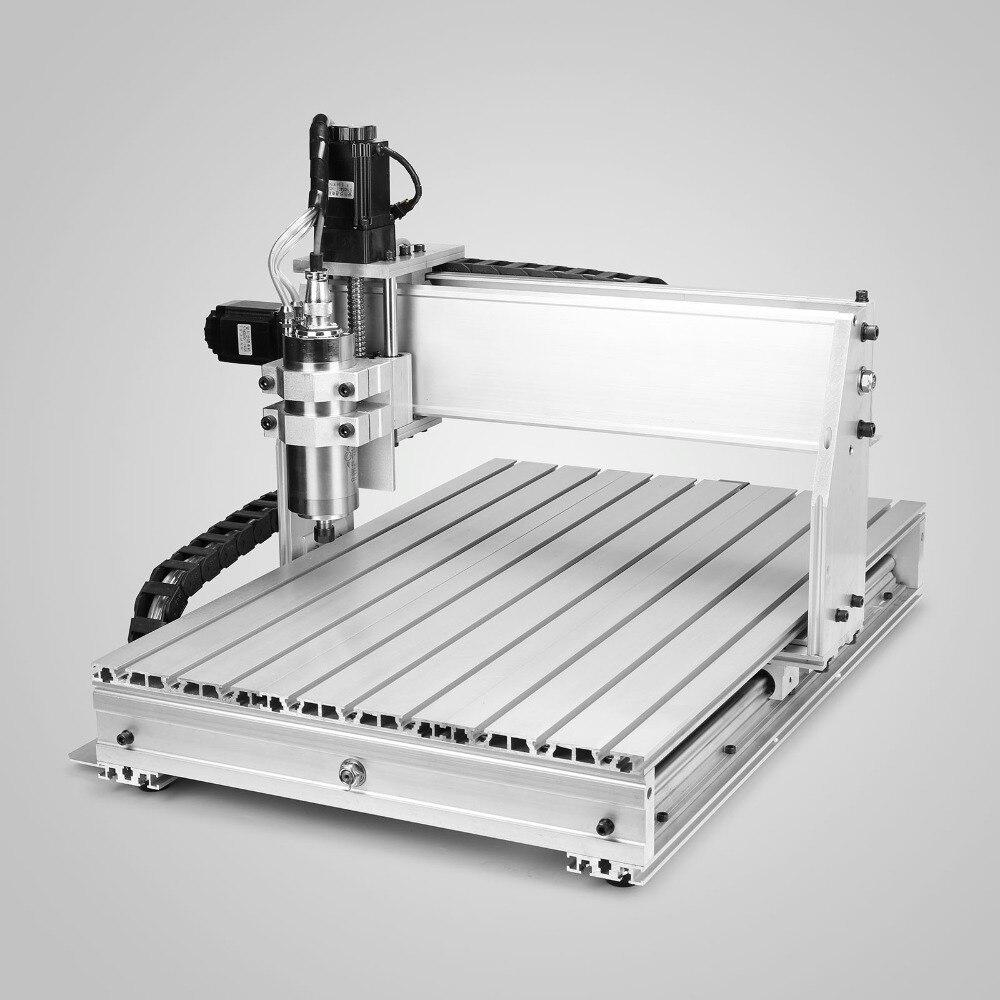 Фрезерно-гравировальный станок 4060 1.5кВт (Z version)