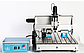 Фрезерно-гравировальный станок 4060 1.5кВт (Z version)+поворотная ось, фото 2
