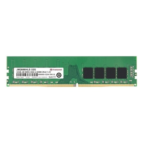 Память оперативная DDR4 Desktop Transcend  JM2666HLE-16G