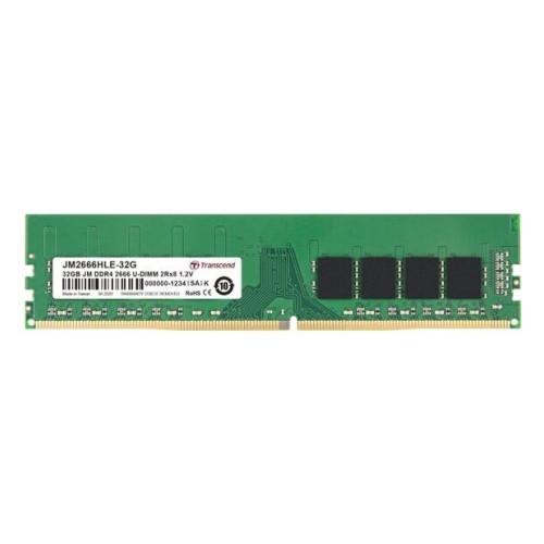 Память оперативная DDR4 Desktop Transcend  JM3200HLE-16G