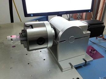 Волоконный маркиратор JK 30W с поворотной осью