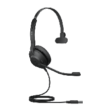 Jabra 23089-899-979 Гарнитура EVOLVE2 30, USB-A, MS Teams, Mono
