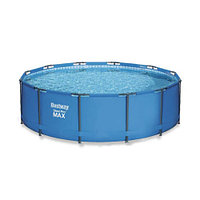 Каркасный круглый бассейн Bestway 15428 (366х133 см)