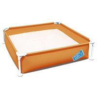Детский бассейн Bestway 56217 (122х122х30.5 см)