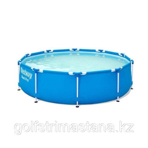 Каркасный бассейн Bestway 56677 (305х76 см)