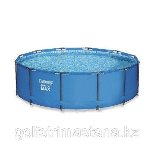 Каркасный круглый бассейн Bestway 14463 (457х122 см)