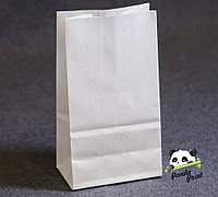 Пакет бумажный белый 16*9
