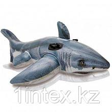 INTEX Надувная акула (1.73х1.07) 57525