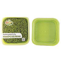 Проращиватель. «Здоровья КЛАД»  (для микрозелени), зеленый, , 33805