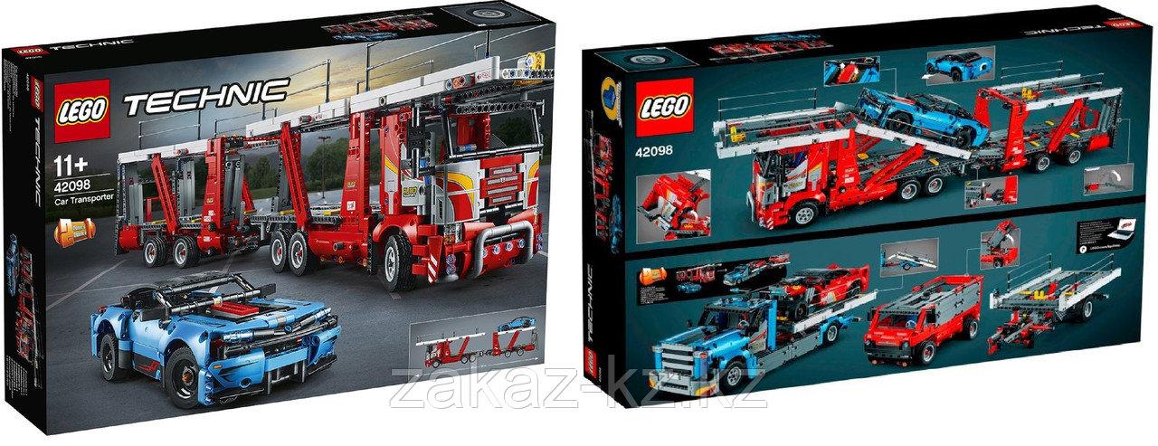 Конструктор LEGO TECHNIC Автовоз 42098 - фото 1