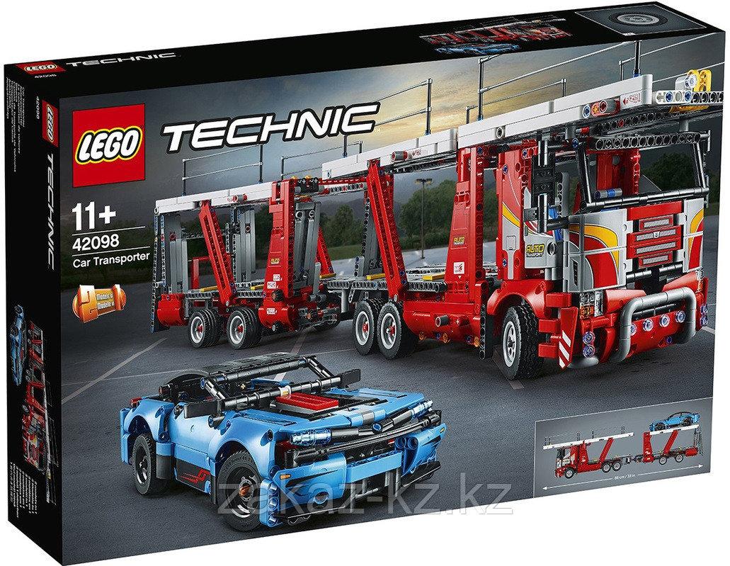 Конструктор LEGO TECHNIC Автовоз 42098 - фото 2