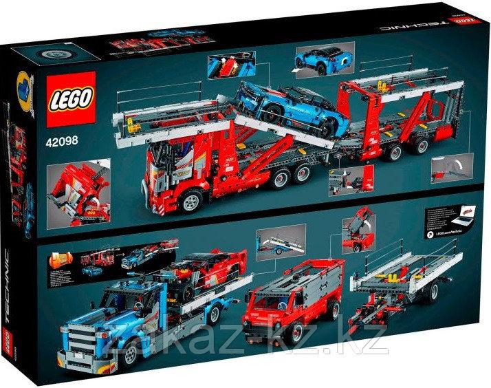 Конструктор LEGO TECHNIC Автовоз 42098 - фото 3