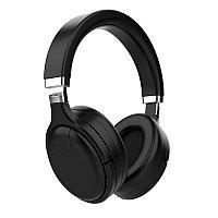 Наушники головные беспроводные Hiper SILENCE HX2, черные, Черный, -, 36770 35
