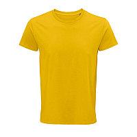 Футболка мужская CRUSADER MEN 150 из органического хлопка, Желтый, XS, 703582.301 XS