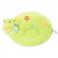 I-BABY Развивающая игрушка подушка ТИГРЕНОК 28 см