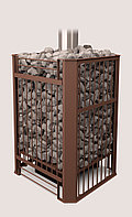Печь-каменка (до 22 м3) дровяная БУГРИНКА-10ТУ