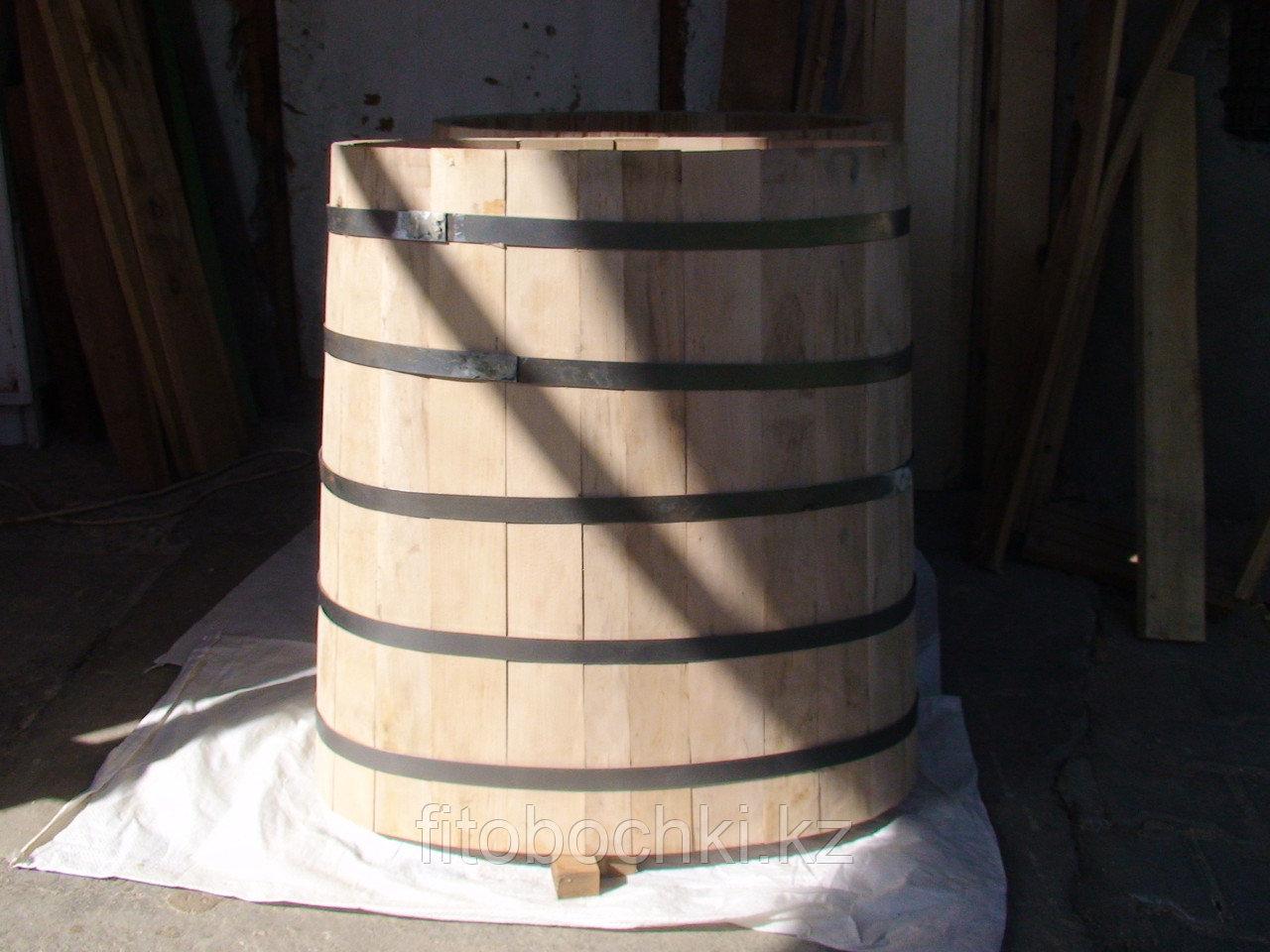 Кубе для механического и ручного взбивания кумыса, шубата, молока на 100 литров.