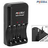 Зарядное устройство PKCELL PK-8186 + 4 аккумулятора Ni-Zn АА, фото 9