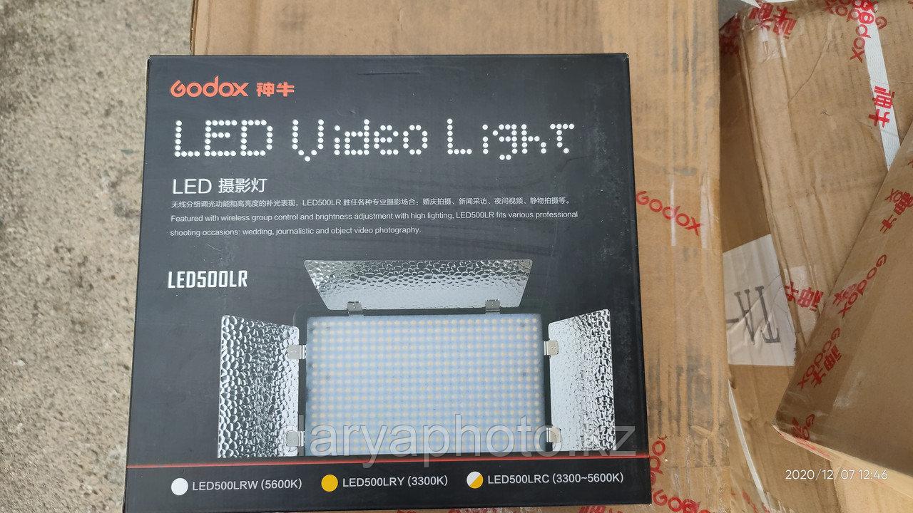 Свет студийный (LED) Godox-500lux постоянный - фото 2