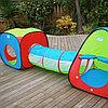Детская игровая палатка с тоннелем, фото 2