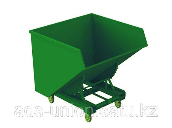 Саморазгружающийся контейнер для погрузчика, фото 2