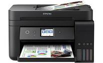 МФУ Epson L6190 фабрика печати  факс.Wi-Fi