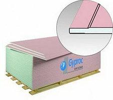 Гипсокартон ГКЛО-УК Gyproc 2500х1200х12,5 мм