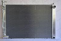 Радиатор охлаждения GERAT TY-150/2R Lexus Rx300, Rx330 xu30