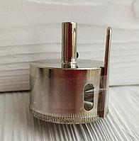 Сверло трубчатое алмазное с направляющим сверлом, 70мм
