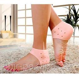 Силиконовые носочки для пяток.