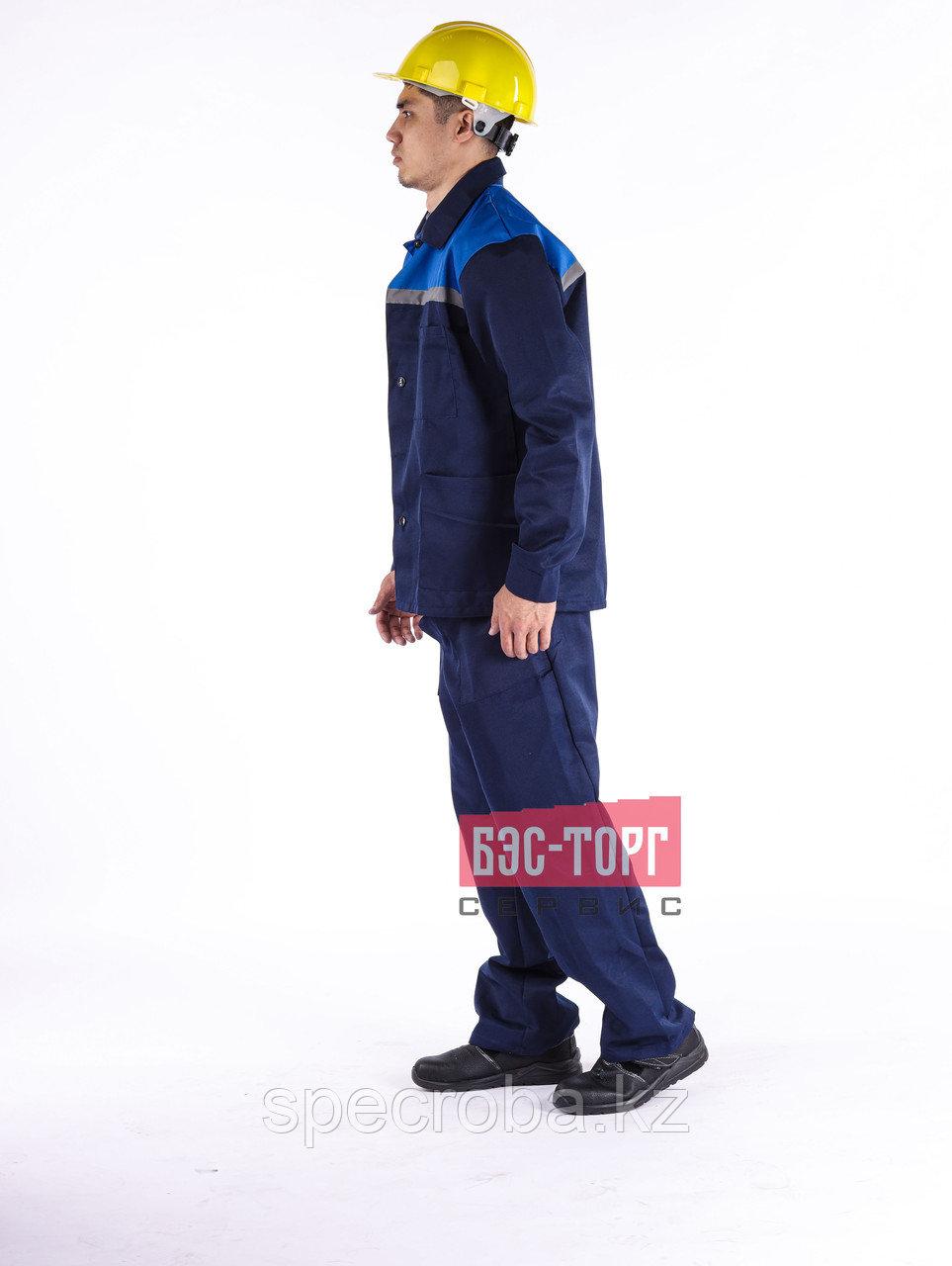 Костюм РАБОТНИК куртка + брюки - фото 3