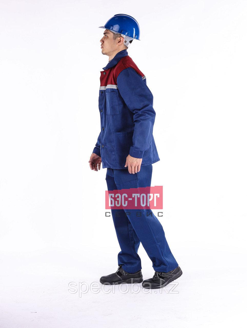 Костюм РАБОТНИК куртка + брюки - фото 8