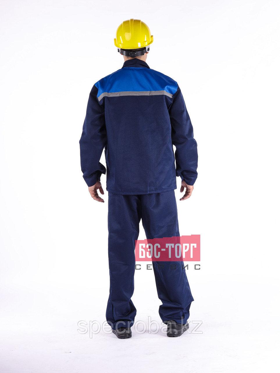 Костюм РАБОТНИК куртка + брюки - фото 4