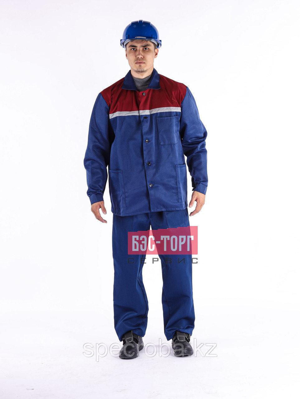Костюм РАБОТНИК куртка + брюки - фото 6