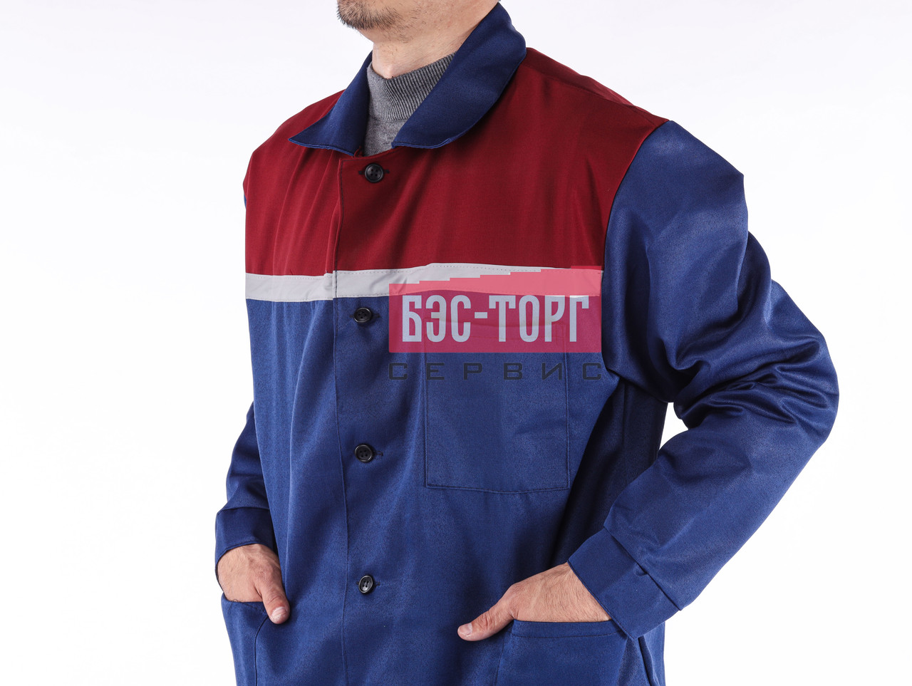 Костюм РАБОТНИК куртка + брюки - фото 10