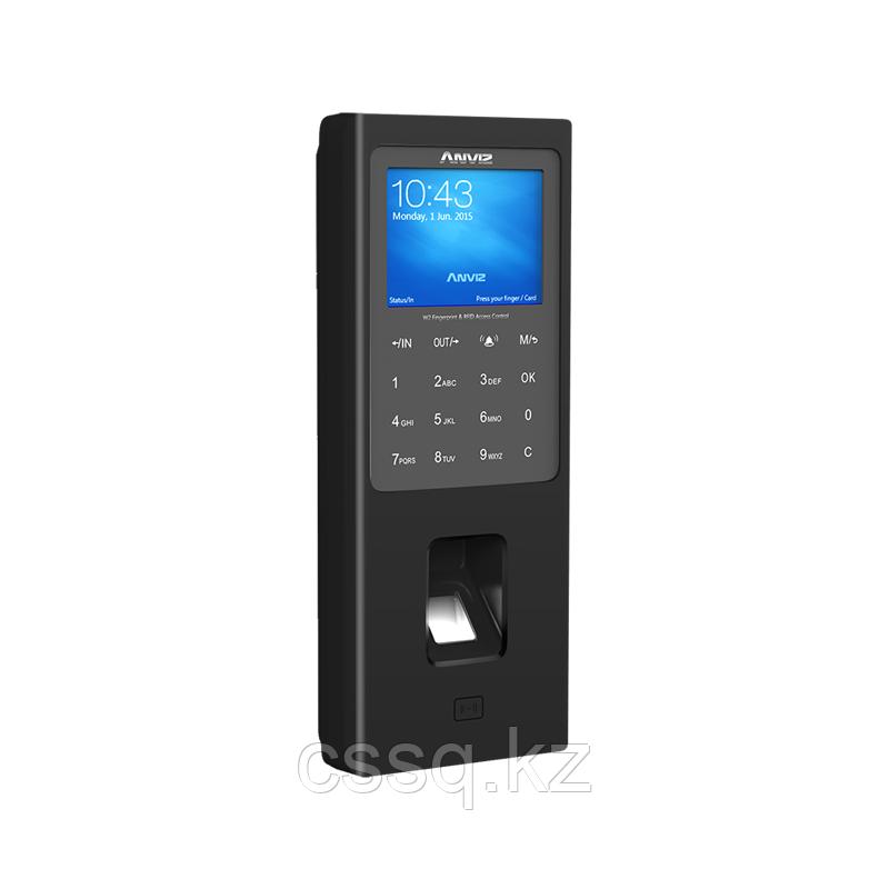 ANVIZ W2-ID PRO черный. Профессиональный биометрический терминал СКД и УРВ со считывателем