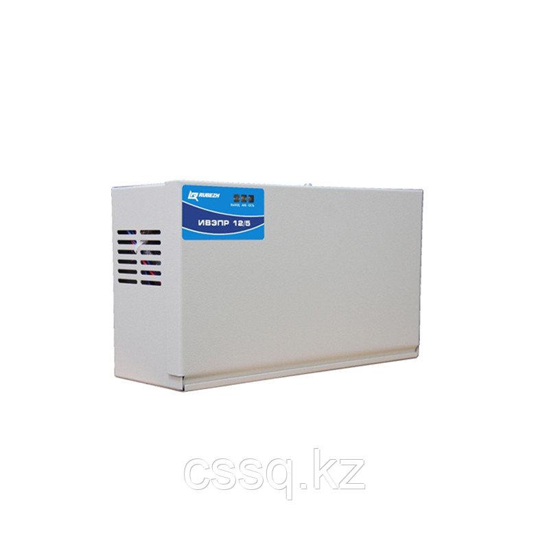 Рубеж ИВЭПР 12/5 2х12-Р БР Источник вторичного электропитания резервированный