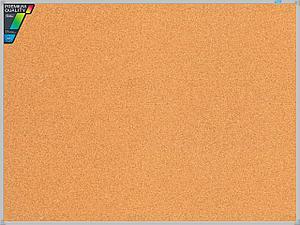 """Доска пробковая """"Hatber"""", 60x90см, серия """"Premium"""", кнопки в комплекте"""
