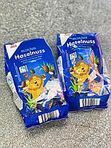 Конфеты шоколадные с орехом Milchlowen Haselnuss 210гр