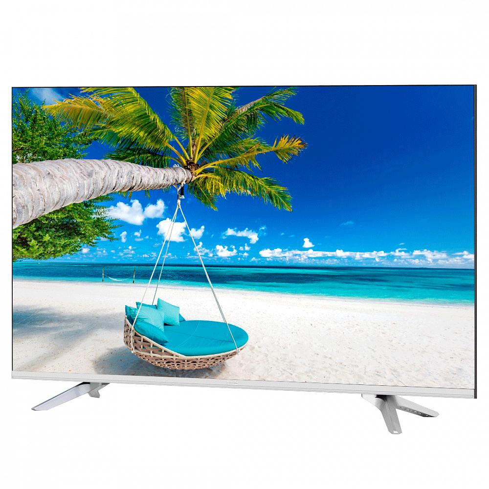 Телевизор Artel TV LED UA50H3301 стальной - фото 1