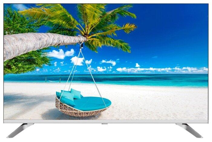 Телевизор Artel TV LED UA50H3301 стальной - фото 2